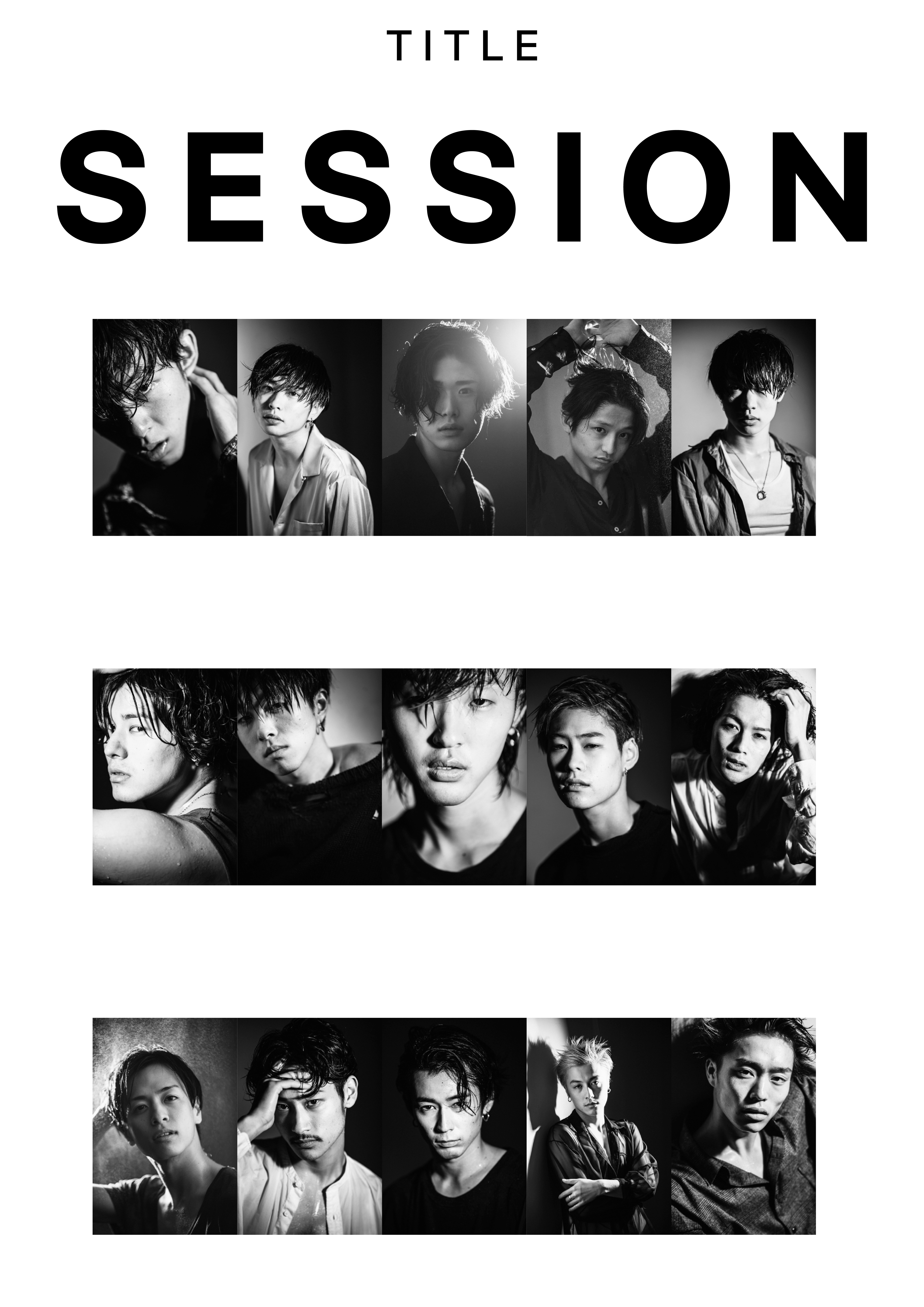 TITLE 「SESSION」